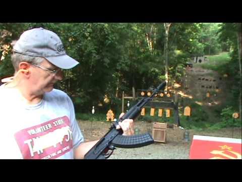 Arsenal AK47 vs WASR