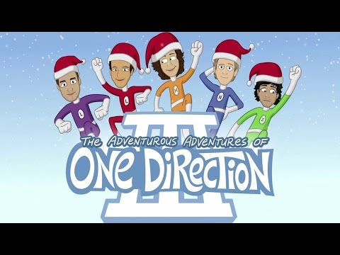 The Adventurous Adventures of One Direction 3  (Full Movie - All Parts)