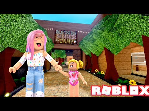 Baby Goldie Has Her First Crush Roblox Love Story Bloxburg Roblox Family New Summer Camp In Bloxburg Titi Games Youtube