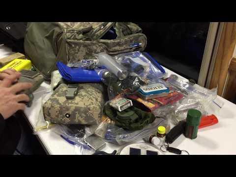 My Go-Bag Survival Kit