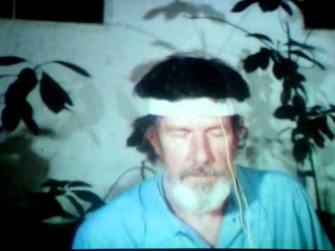 1 ) Tribute to John Cage :  film by Nam June Peik