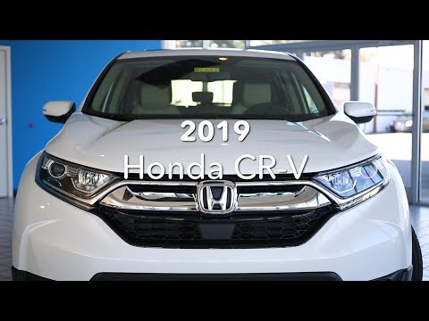 2019 Honda CR-V Walkaround