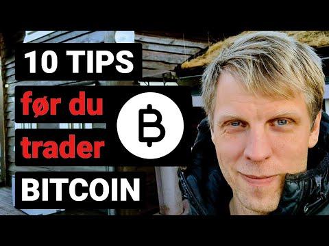 10 ting du MÅ vite FØR du trader Bitcoin og Kryptovaluta!   Dekryptert #2