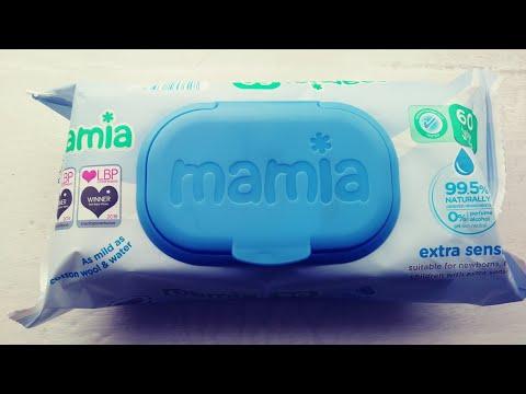 Aldi Mamia Extra Sensitive Baby Wipes