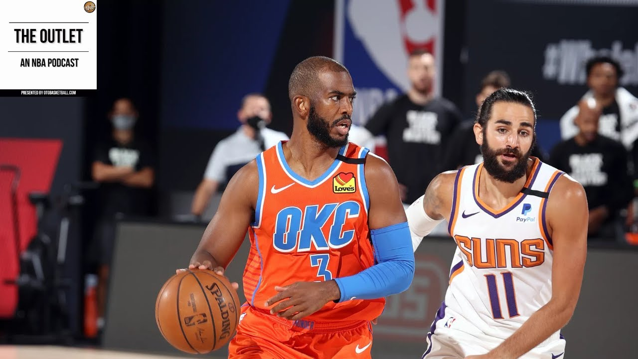 CP3 TO PHOENIX, SCHROEDER TO LA, AND MORE