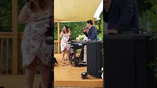 Angel Ram and Martin Nievera with Bryan Magsayo on keys - Endless Love