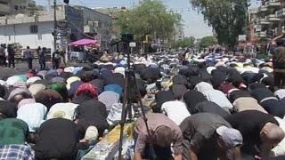 التفجيرات توحد السنة والشيعة في العراق – دارين دعبوس     8-7-2016