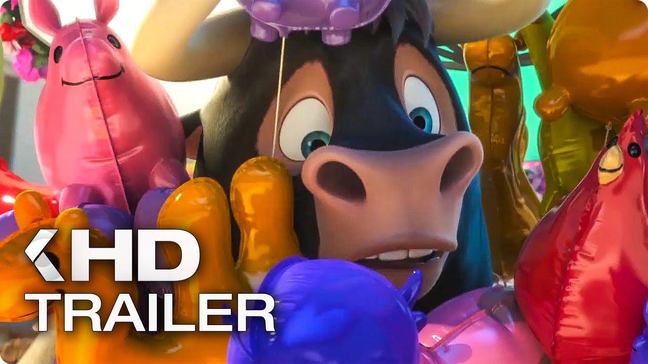 "FERDINAND ""Little Ferdinand"" Clip & Trailer (2017)"