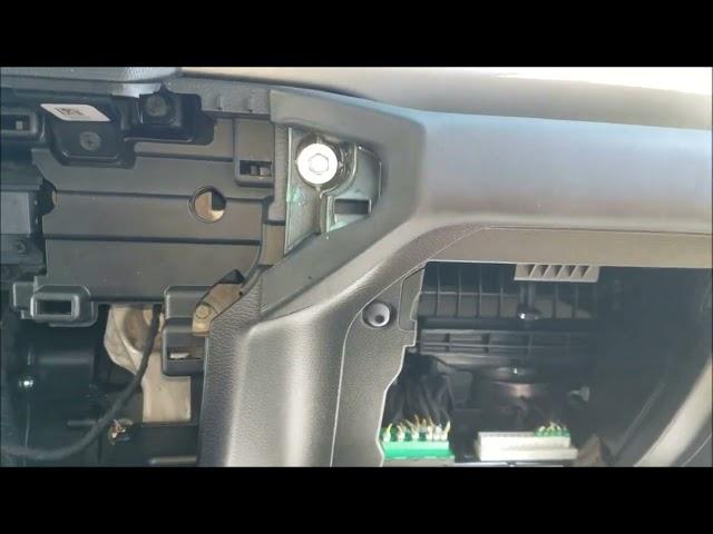 Start-X Jeep Wrangler Push To Start Remote Starter Installation Video
