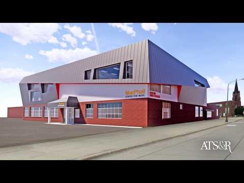 Austin (MN) High School Annex Project – Austin High School Music Program & MacPhail Center For Music
