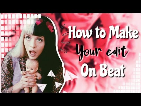 Cute Cut - How to Make Your Edit on Beat!