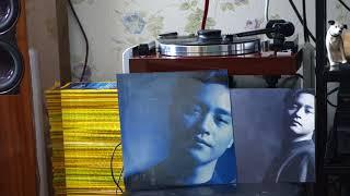 張國榮 但願人長久 黑膠唱片  Lesile Cheung Salute 1989 vinyl