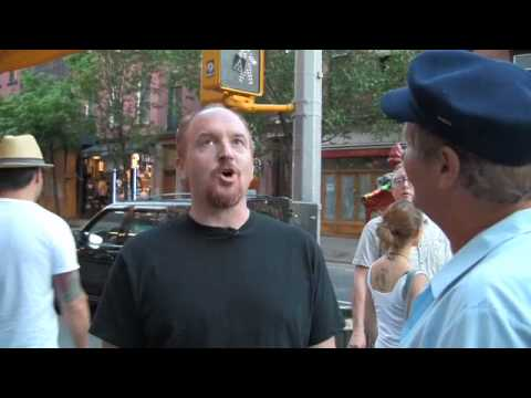 """I AM COMIC"" - Louis C.K. hates Hecklers"