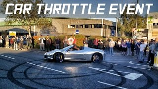 Car Throttle Event w/ Lord Aleem, Yiannimize & Shmee150