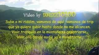 Zona Ganjah - Jah es Bendición (+ Letra) [DESPERTAR 2012] HD