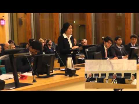 QUT Mooting - How to Moot