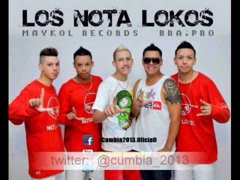 Los nota lokos - rompe ahí [CUMBIA OFICIAL 2013] Travel Video