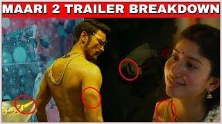 Maari2 Trailer BreakDown