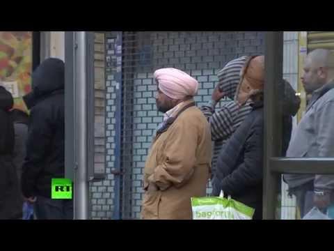 Лондонские сикхи по ошибке подвергаются атакам исламофобов