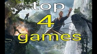 Top 4 best games for android and ios