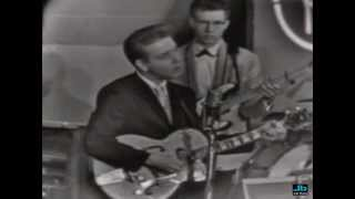 Eddie Cochran - Be Honest With Me (Town Hall Party - Feb 7, 1959)