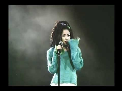 Faye Wong Live in HK 1994 [Full] 王菲94香港演唱会 [完整版] - Part 09