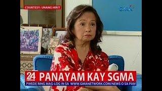 Speaker Arroyo, inihalintulad ang mga ginawang reporma ng Duterte admin sa ginawa niya noon