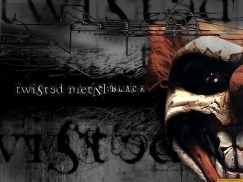 Twisted metal black playstation 2 classic on ps3 in hd - Sweet tooth wallpaper twisted metal ...