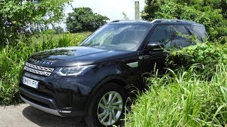Essai nouveau Land Rover Discovery HSE Grantomobil fr 2017 !