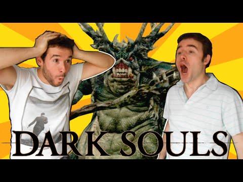 Dark Souls: MIS PRIMEROS VÍDEOS! (Guia del piromántico) - VÍDEO REACCIÓN con Rusín Antolín!