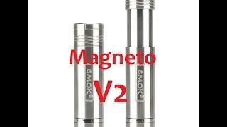 Revue matériel : Le Magneto V2 de chez Smok