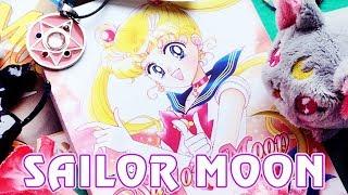 Моя коллекция по Sailor Moon