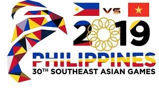 [DOTA 2]Team Philippines VS Vietnam   PlayoffGAME 1  30th Southeast Asian Games