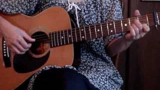 enka: Hibari Misora <Tsugaru>演歌:美空ひばり 津軽のふるさと guitar cover