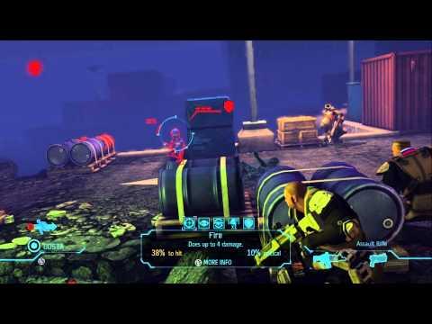 Xcom Enemy Unknown Gameplay Video HD |