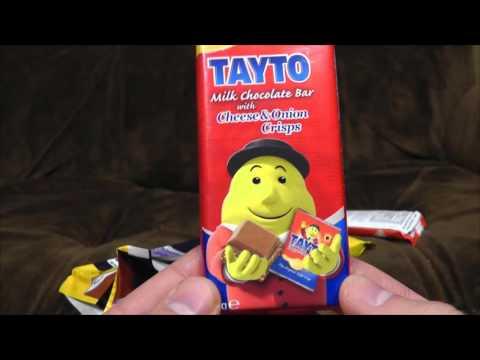 Weird Chocolate Bars   Ashens