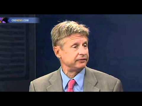 Gary Johnson on Abortion in America