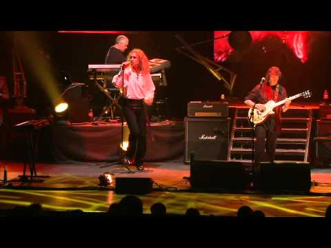 STEVE HACKETT - Dance on a Volcano (OFFICIAL LIVE VIDEO)