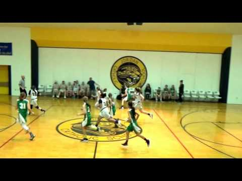 Geneseo 7th Grade vs Jordan Catholic 7th Grade February 7 2017