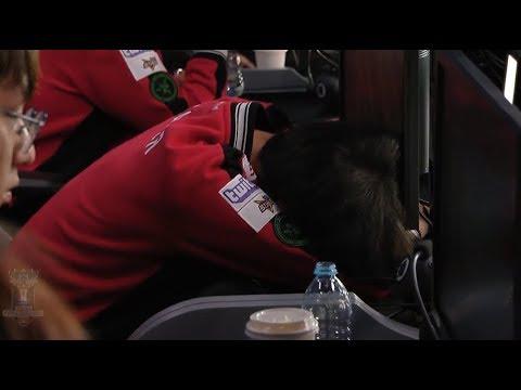 Faker Crying at Worlds 2017 Final