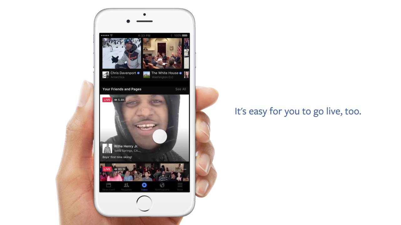 Facebook Launches Video Discovery Hub And New Live Video Features