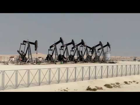 Oil well Bahrain tatweer