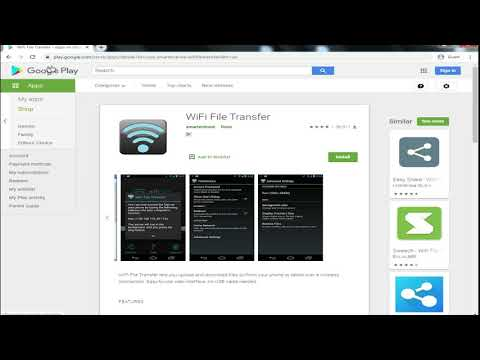 Best Apps To Transfer Files From PC To Android Using Wifi  Without Usb 2020  1