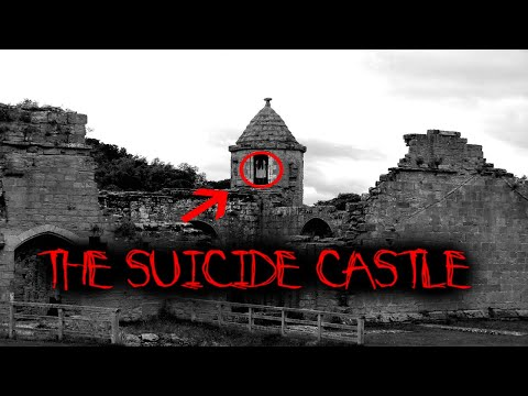 700 YEAR OLD GHOST SPEAKS TO US | HAUNTED CASTLE | DNA PARANORMAL