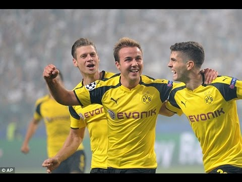 BORUSSIA DORTMUND 8-4 LEGIA WARSZAWA | ALL GOALS & HIGHLIGHTS | 2016