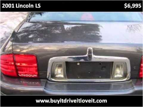 2001 lincoln ls used cars albany ny youtube. Black Bedroom Furniture Sets. Home Design Ideas