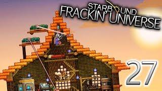 Starbound Frackin Universe