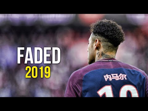 Neymar Jr ►  Alan Walker - Faded ● Skills & Goals 2019 | HD