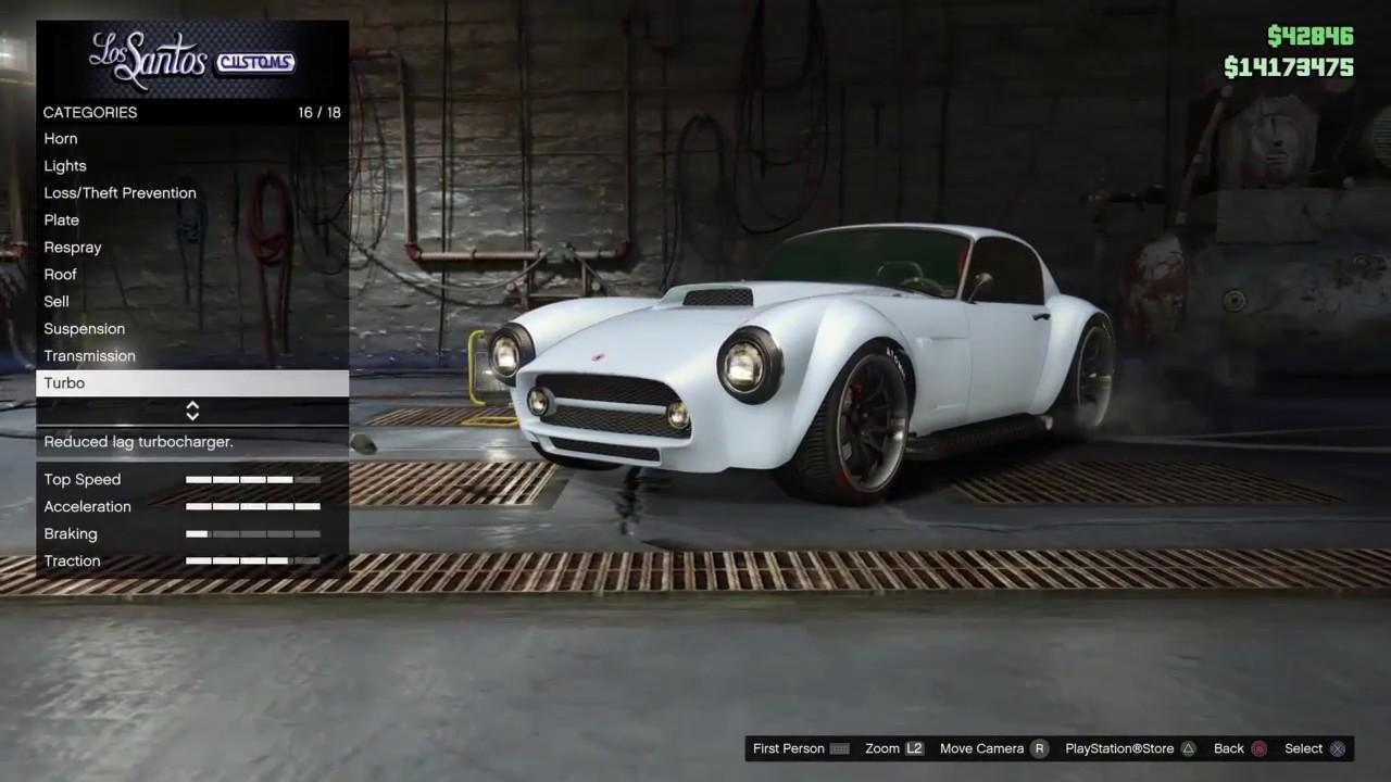 The Best Drift Car In Gta Online Youtube