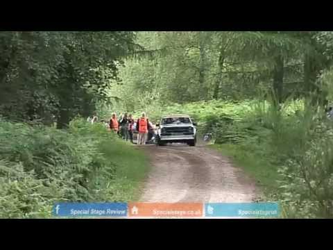 Scottish Rally 2014 - Mintex British Historic Rally Championship